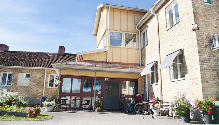 Ny bergvärmeanläggning på äldreboendet Vallänge