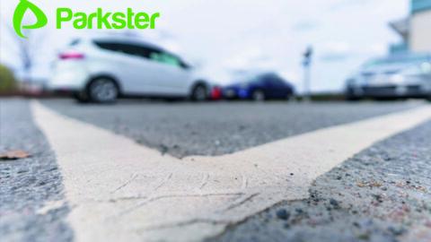 Gästparkering Strömsborg