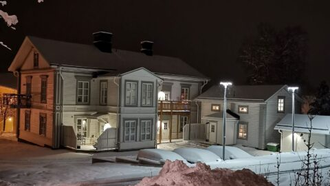 Ledig lägenhet - Djupövägen 16 B, Sollefteå