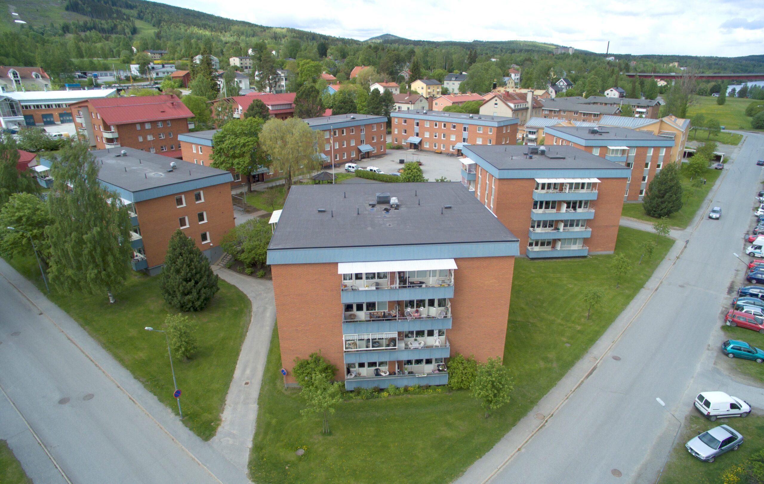 Stambyte - Storgatan 25-31